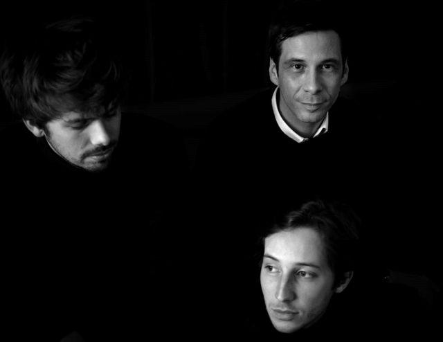 Ambroise Willaume (Sage), Alex Beaupain et Gabriel Legeleux (Superpoze)