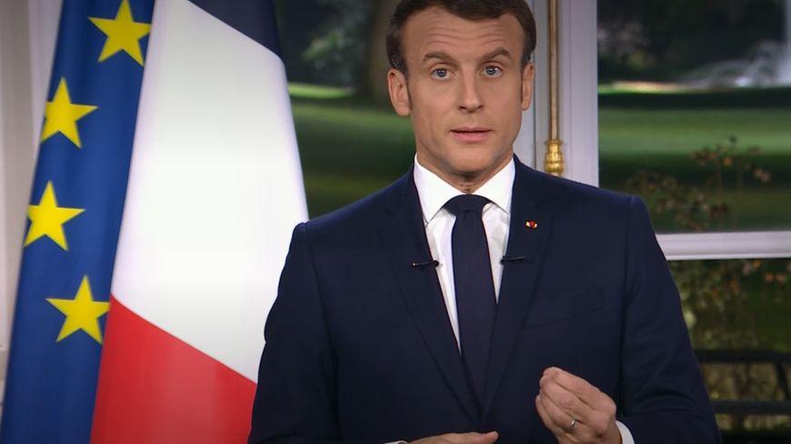 Les vœux d'Emmanuel Macron aux Français pour 2020
