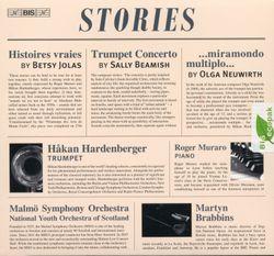 Miramondo : 2. Aria della memoria - pour trompette et orchestre - HAKAN HARDENBERGER