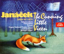 Act I- the vixen appears as a maiden - Zdenek Kroupa