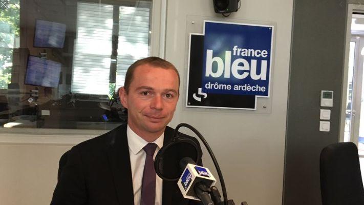 Olivier Dussopt, secrétaire d'Etat à la fonction publique