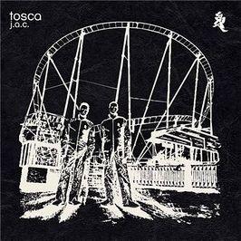 """Pochette de l'album """"J.A.C."""" par Tosca"""