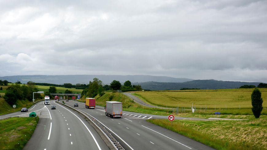 Une étape importante pour la construction de l'autoroute entre Machilly et Thonon (illustration)