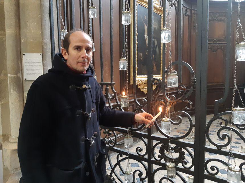 Jean-Baptiste Brejon, le président de la société Nation 153 - Radio France