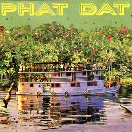 """Pochette de l'album """"Culture shock"""" par Phat Dat"""