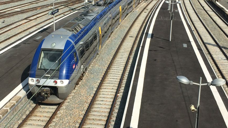 Trafic perturbé à la SNCF en Normandie pour les fêtes de Noël