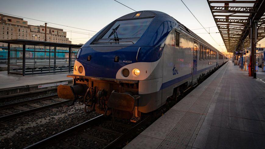 Gare Saint-Charles à Marseille.