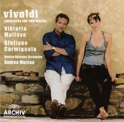 Concerto en Sol Maj RV 516 p 132 pour 2 violons et orchestre : Allegro molto - VIKTORIA MULLOVA