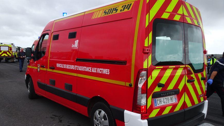 Le bébé est né dans le camion des pompiers d'Agde