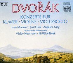 Concerto en la min op 53 B 96/108 : Allegro ma non troppo - pour violon et orchestre - JOSEF SUK