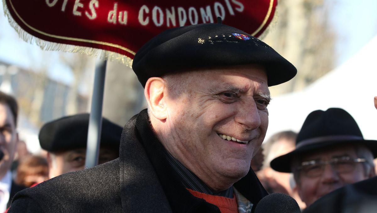 Le pape de la gastronomie gersoise André Daguin est mort