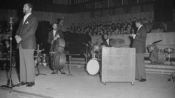 Modern Jazz Quartet en 1957