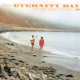 """Pochette de l'album """"Eternity bay"""" par The Saxophones"""
