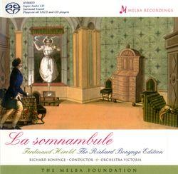 La Somnambule Acte III :  finale larghetto - andante - allegro moderato