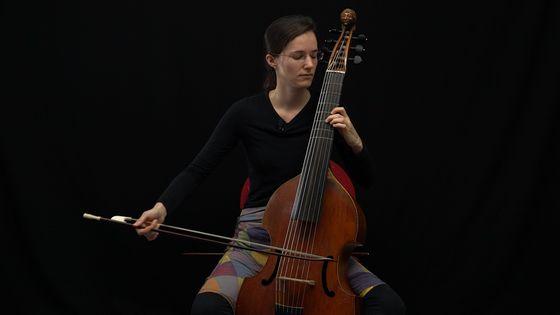 Myriam Rignol, violiste