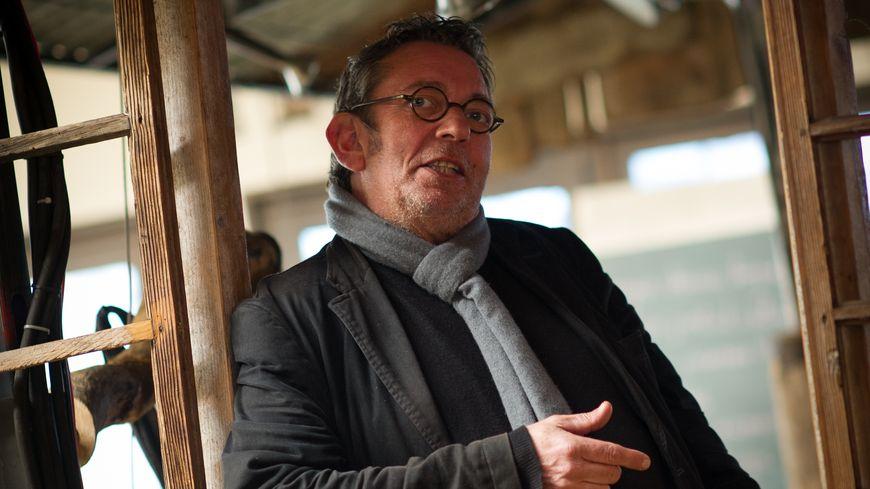 Portrait Alain Benzoni