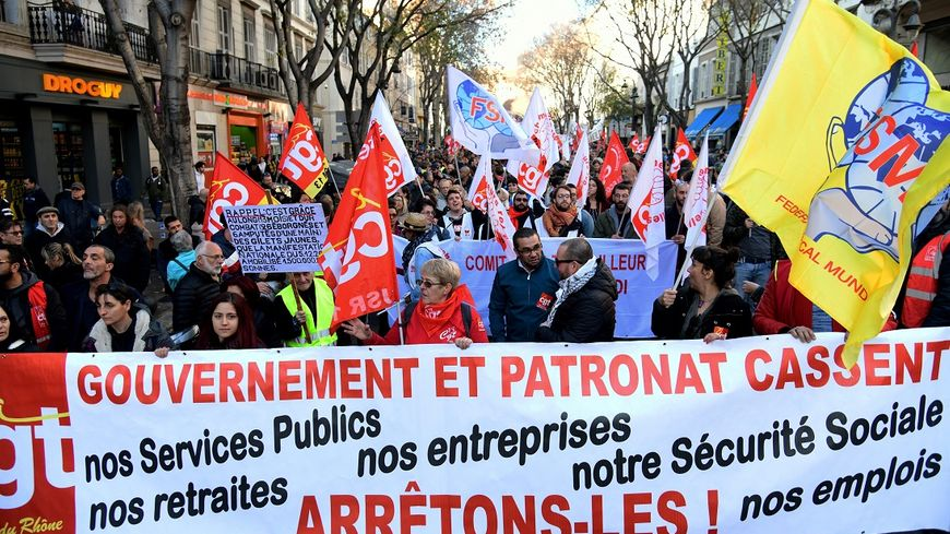 Les commerces situés sur le tracé de la manifestation du 10 décembre prochain à Paris doivent de nouveau fermer.