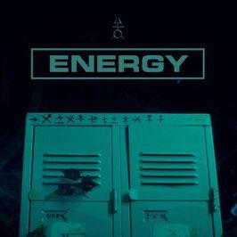 """Pochette de l'album """"Energy"""" par Jahneration"""