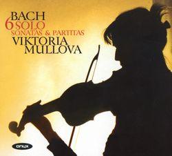 Partita n°1 en si min BWV 1002 : Allemanda - VIKTORIA MULLOVA