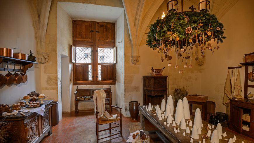 Noël au Pays des Châteaux : Azay-Le-Rideau