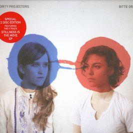 """Pochette de l'album """"Bitte orca"""" par Dirty Projectors"""