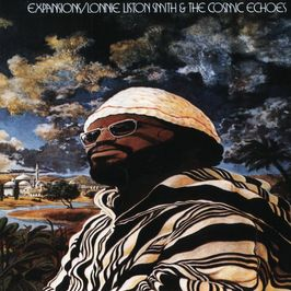 "Pochette de l'album ""Expansions"" par Lonnie Liston Smith"