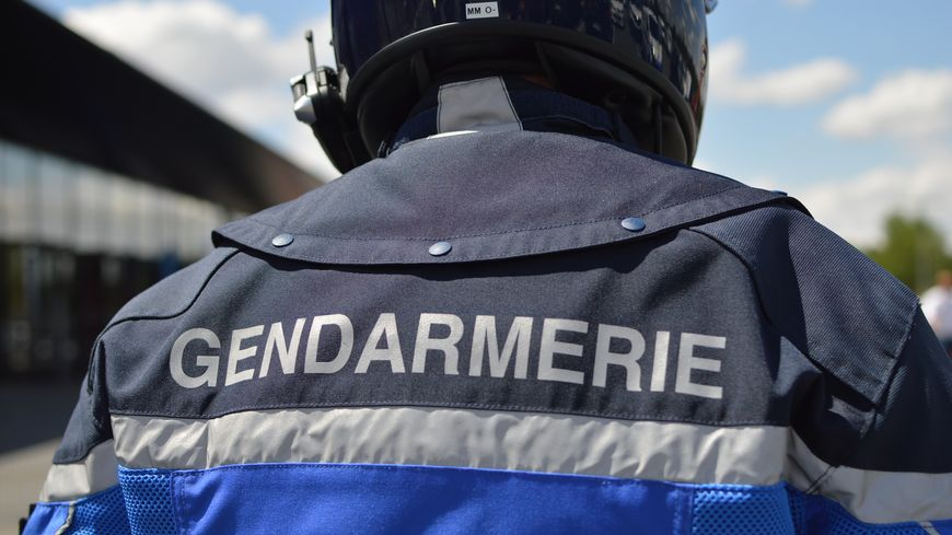 Gendarme, illustration.