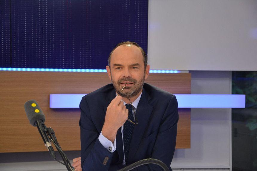 Le Havrais Edouard Philippe.
