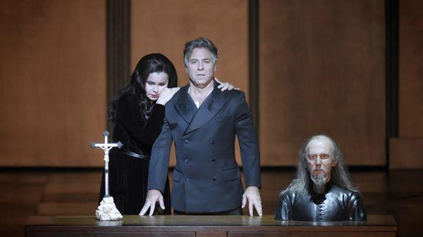 Don Carlo de Verdi à l'Opéra Bastille