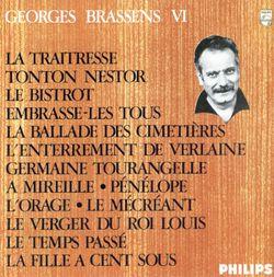 Pénélope - GEORGES BRASSENS