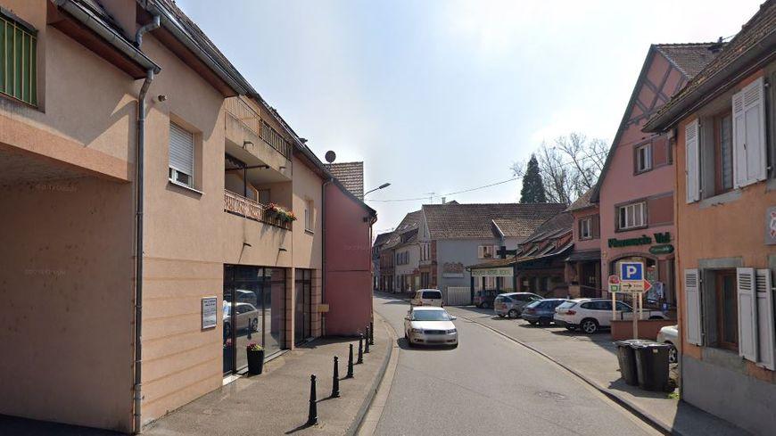 Six personnes relogées après un incendie à la Walck (Bas-Rhin) dans la nuit de samedi à dimanche 29 décembre.