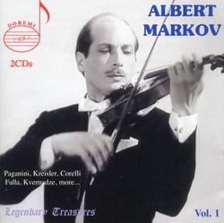 Concerto n°2 pour violon en si min op 7 : 3. Rondo : Allegretto moderato . La campanella - ALBERT MARKOV