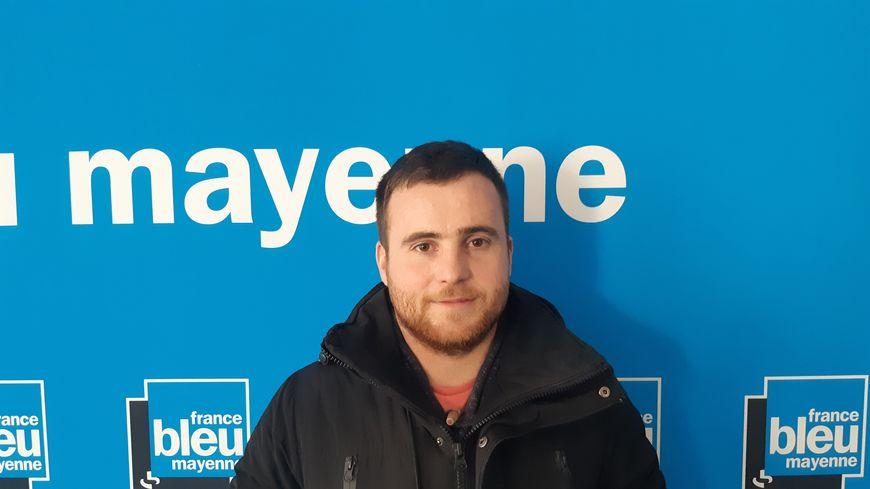 Nicolas Picot est nominé dans la catégorie des Sportif mayennais de l'année 2019