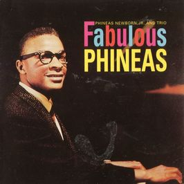 """Pochette de l'album """"Fabulous Phineas"""" par Phineas Newborn Jr"""