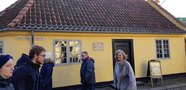 La maison natale d'Andersen