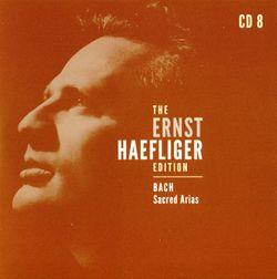 Cantate BWV 65 : Verschmähe nicht (Récitatif de ténor) / Nimm mich dir zu eigen hin (Air de ténor) - ERNST HAEFLIGER