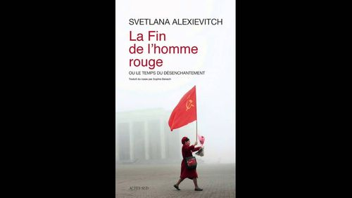 """La Nuit rêvée de Bernard Chambaz (2/11) : Svetlana Alexievitch : """"Je voulais transmettre toute cette complexité de la vie qui disparaît sans laisser de trace lorsque l'Homme s'en va"""""""