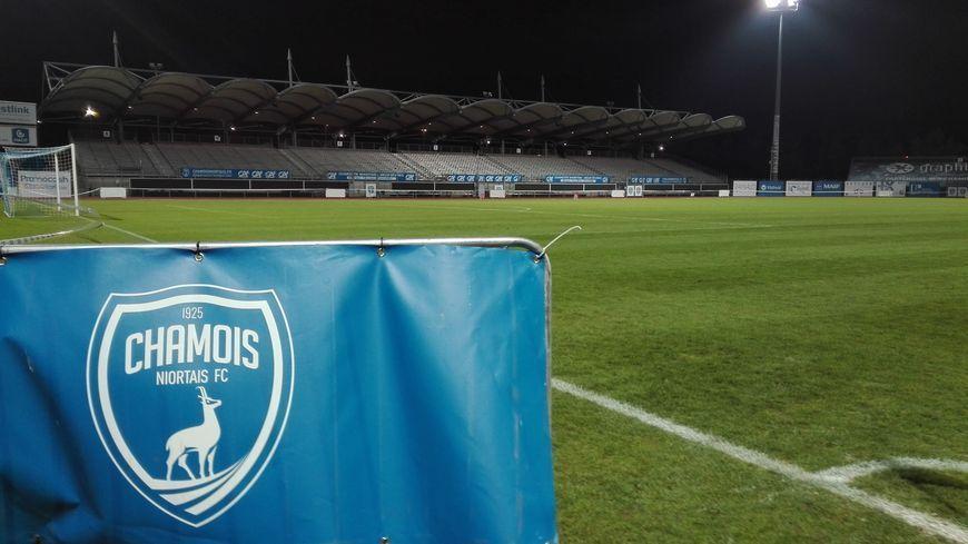 Le stade René Gaillard.