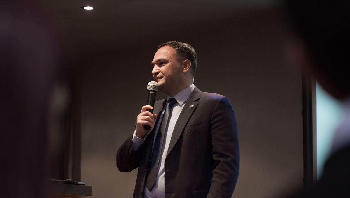Pro D2 : Nicolas Cuynat, du groupe Mare Nostrum, nouveau président du FC Grenoble