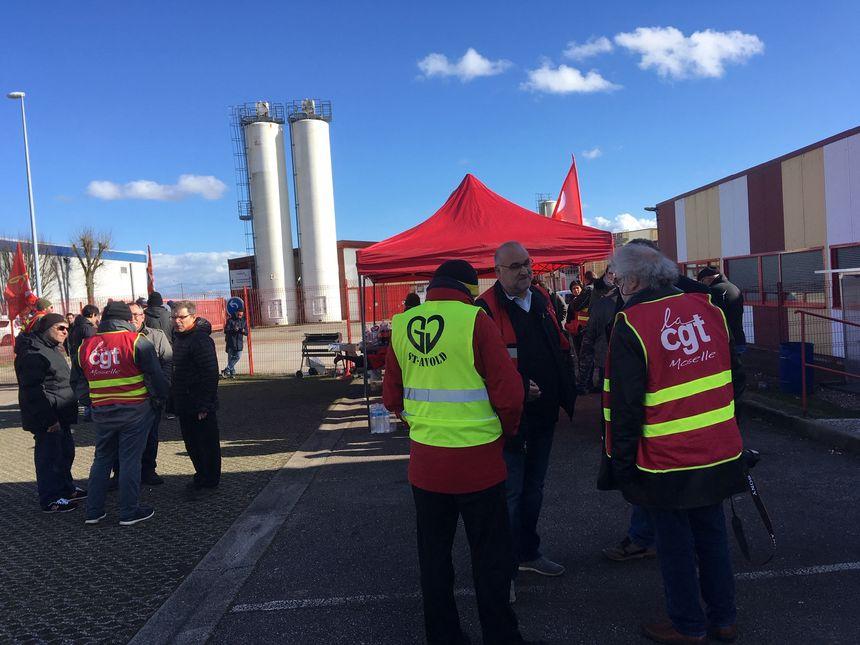 185 autres salariés ont quitté le site de Neuhauser cette année
