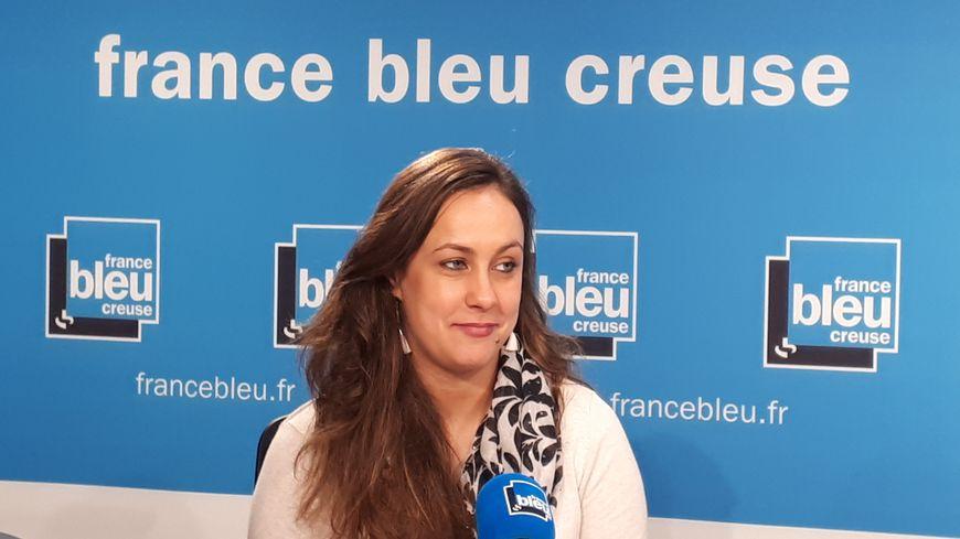 Adeline Leroux est candidate à l'élection de Miss France Agricole