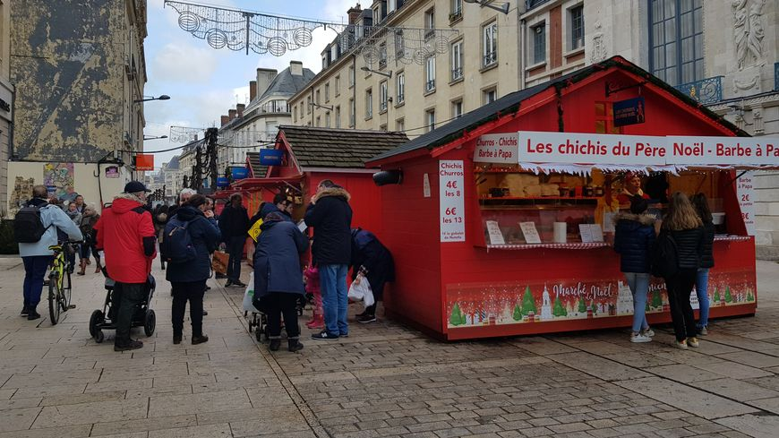 Le marché de Noël fermera ses portes le 30 décembre.