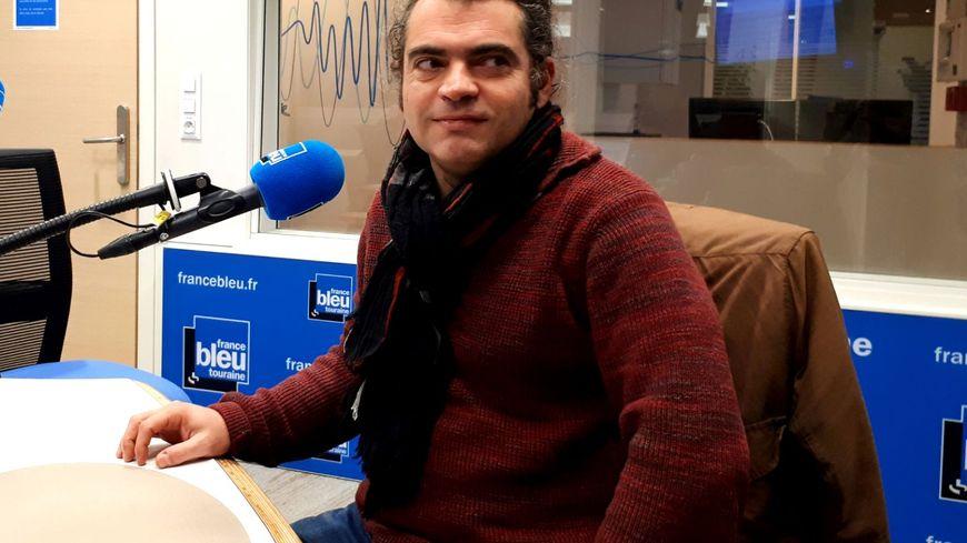 Stéphane Déplobin, secrétaire départemental CGT