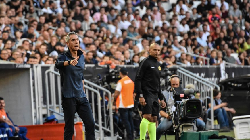 Le bon travail de Paulo Sousa à Bordeaux n'est pas passé inaperçu.
