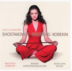 Concerto pour violoncelle n°1 en Mi bémol Maj op 107 : 1. Allegretto - ANASTASIA KOBEKINA