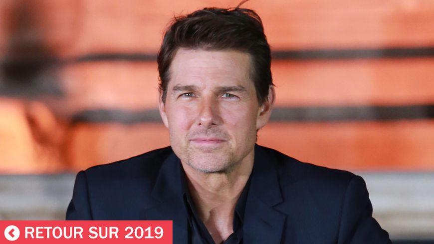 EN 2019 - Tom Cruise volait au-dessus de la Haute-Savoie