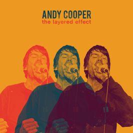"""Pochette de l'album """"The layered effect"""" par Andy Cooper"""