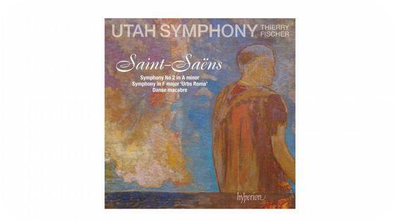 "Saint-Saëns : Symphonie n°2, Symphonie ""Urbs Roma"" & Danse Macabre"