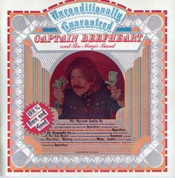 New electric ride - CAPTAIN BEEFHEART & THE MAGIC BAND