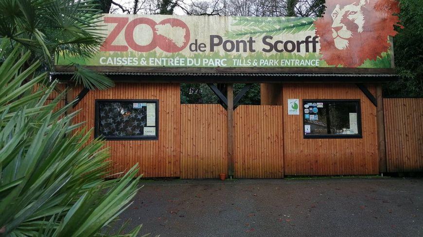 Depuis l'annonce de son rachat, mercredi 18 décembre, le zoo de Pont-Scorff est fermé au public